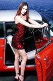 Régina gérante d'un drive-in coquin