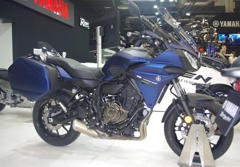 Reportage vidéo : Les incontournables moto - En direct du Mondial de la moto