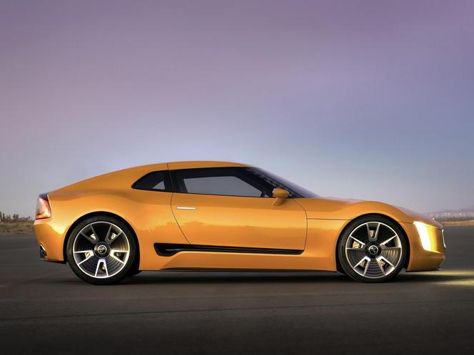 Détroit 2014 - Le concept Kia GT4 Stinger en fuite