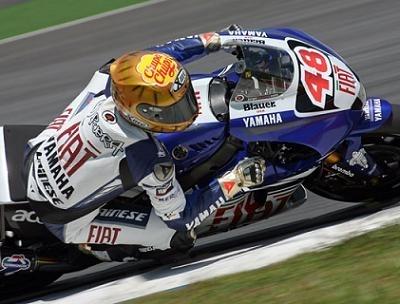Moto GP - Test Sepang D.2 Yamaha: Une vraie montée en puissance