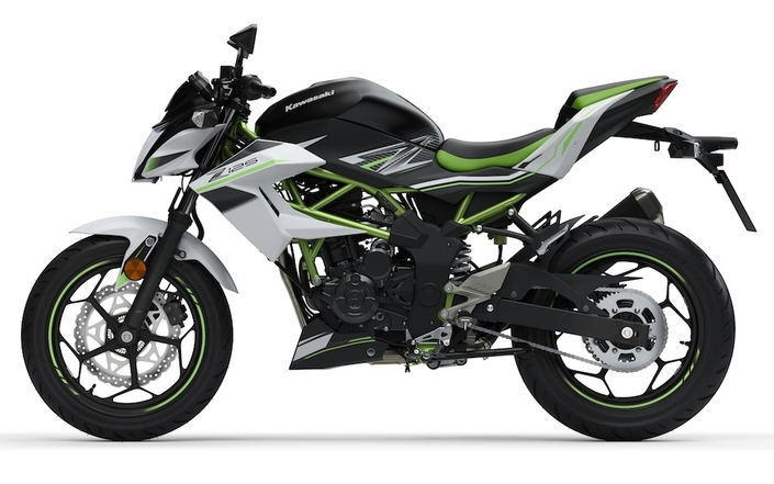 Kawasaki: prix et disponibilités des Z125 et Ninja 125