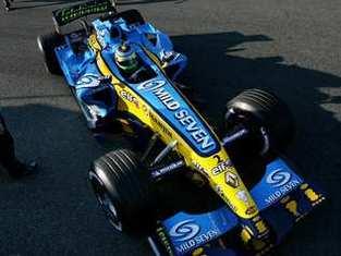 """Formule 1: """"Mass damper"""", le coût"""