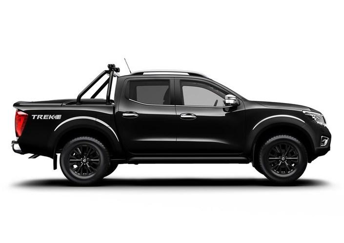 Nissan relance la série spéciale Navara Trek-1°
