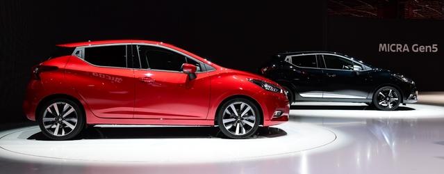 Nouvelle Nissan Micra: à partir de 13590€