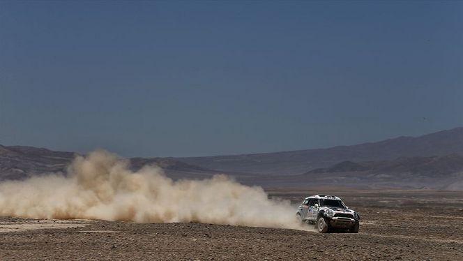 Dakar 2014 - ES 8 : Al-Attiyah gagne, Peterhansel se rapproche de Roma