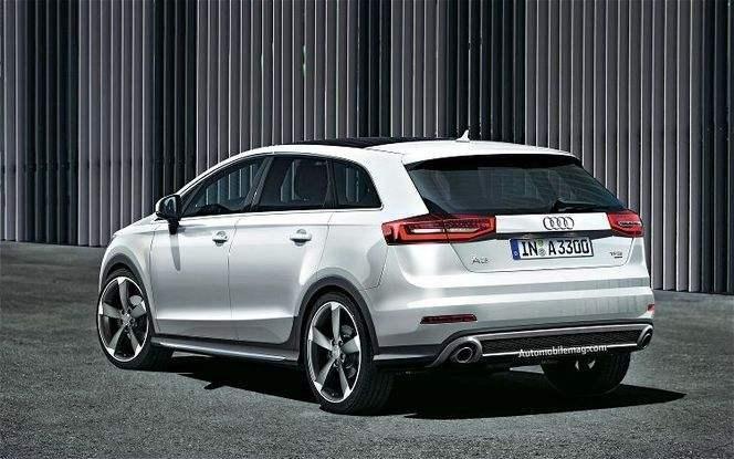 Bmw Derniers Modeles >> Audi ne répondra pas aux monospaces BMW
