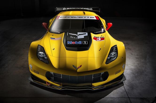 Salon de Detroit 2014 : Chevrolet dévoile également la C7.R