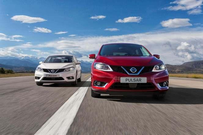 Nissan lance sa Pulsar 1,6l turbo essence de 190 chevaux
