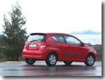 Essai - Chevrolet Kalos 3 portes : elle est dans le coup