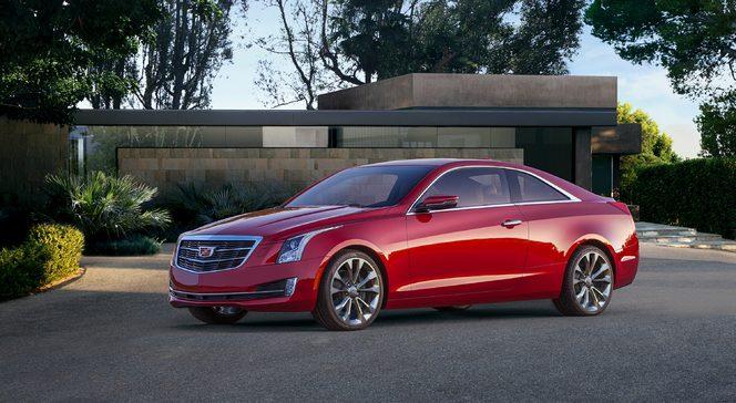 Salon de Detroit 2014 : Cadillac dévoile l'ATS Coupe