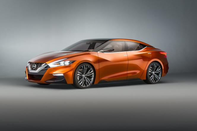 Detroit 2014 : Nissan Sport Sedan Concept