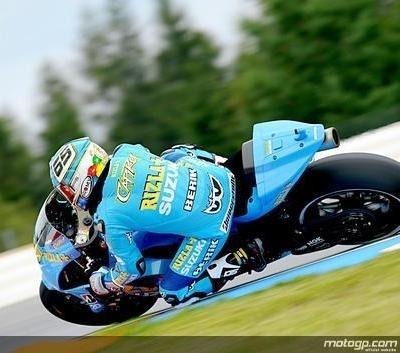 Moto GP - République Tchèque D.1: Apparences trompeuses chez Suzuki ?