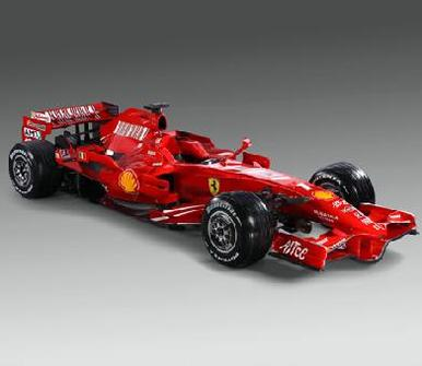 formule 1 ferrari et voil la f2008. Black Bedroom Furniture Sets. Home Design Ideas