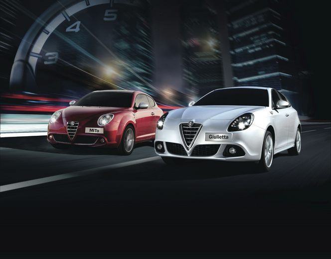 Alfa Romeo lance la série spéciale Trofeo sur les Mito et Giulietta