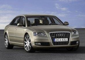 Salon de Francfort : la nouvelle Audi A8 fait des petites économies de carburant
