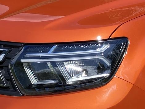 Prueba de video - Dacia Duster (2021): aún único
