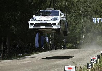 WRC: Rallye de Finlande: Prélude