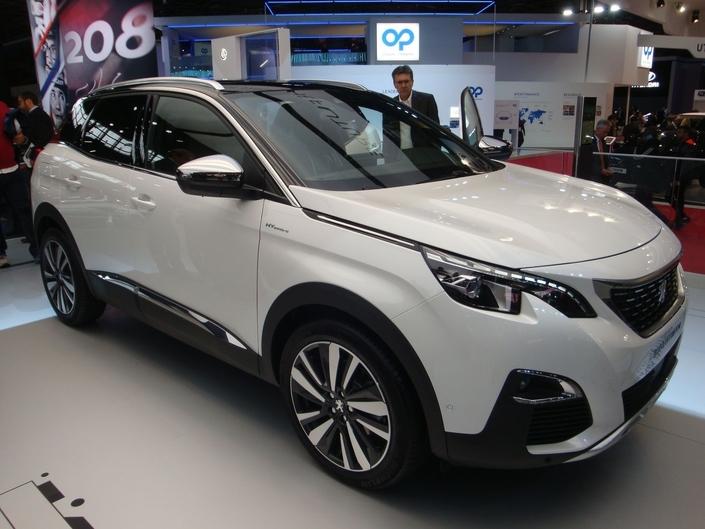 Reportage - Les 5 hybrides à ne pas rater au Mondial de l'Auto 2018