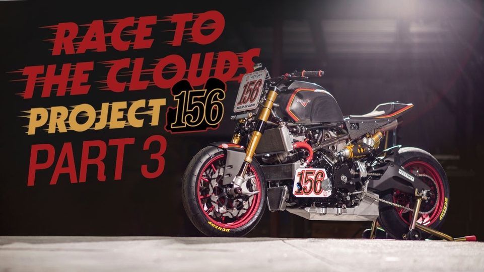 Vidéo moto : Victory Project 156 by Roland Sands