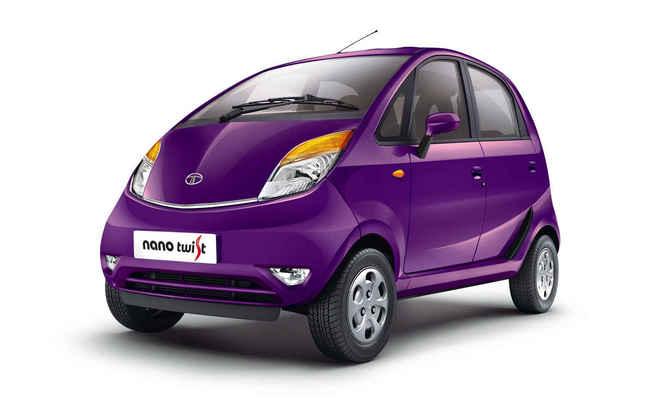 Nouvelle Tata Nano Twist: amélioration de l'espèce
