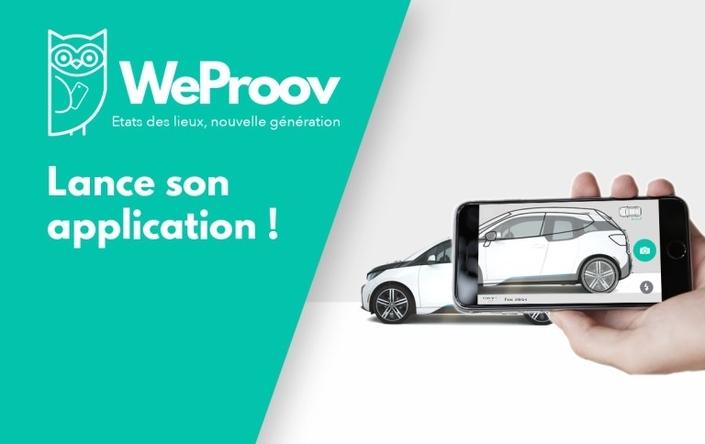 Mondial Paris Motor Show 2018: WeProov gagne le concours Mondial.Tech