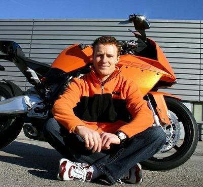 Superbike - KTM: Stefan Nebel sort de la nuit