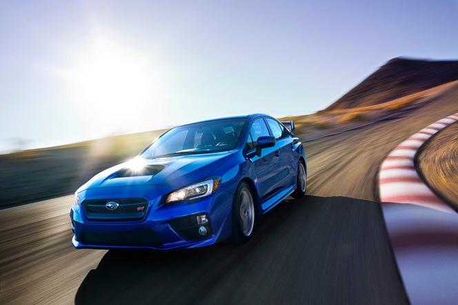 Detroit 2014 : nouvelle Subaru WRX STI, à petits pas