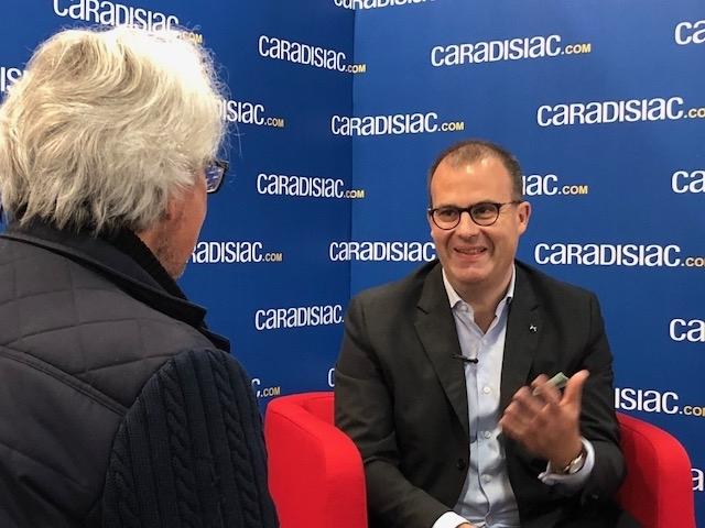 Interview de Yves Bonnefont, directeur général de DS: «Je ne suis pas content de mes résultats en Chine» - Les boss de l'auto au Mondial 2018