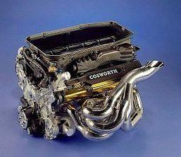 Formule 1: Gel des moteurs: Cosworth ne reste pas de glace