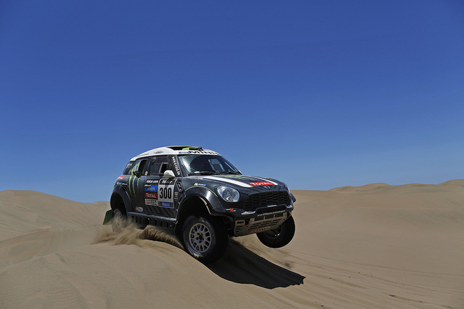 Peterhansel alla Dakar 2014