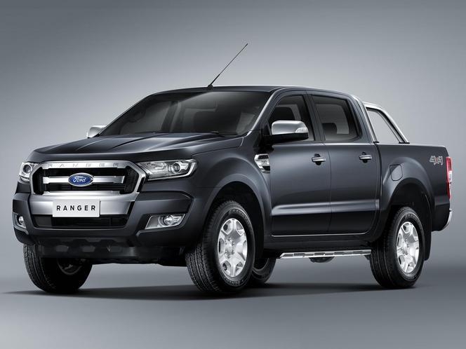 Ford dévoile le restylage du Ranger