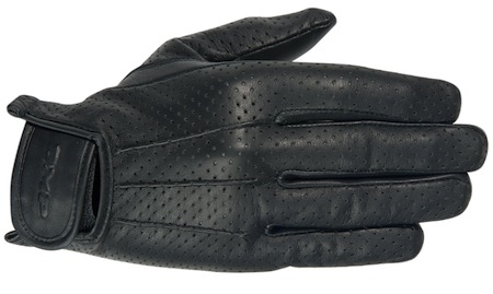 DMP Spring: gant en cuir perforé