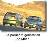 Essai - Chevrolet Matiz : évolution et non révolution