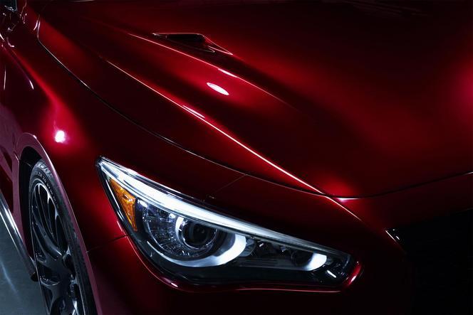 Salon de Détroit 2014 - Infiniti Q50 Eau Rouge: en hommage à la F1 et une rivale pour la BMW M3