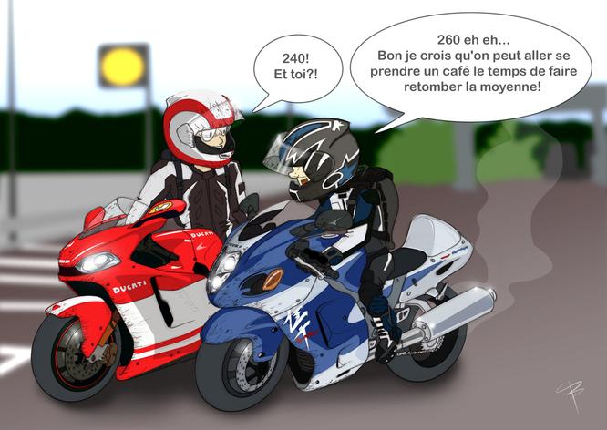 Cara croque l'actu #11: La vitesse est morte !