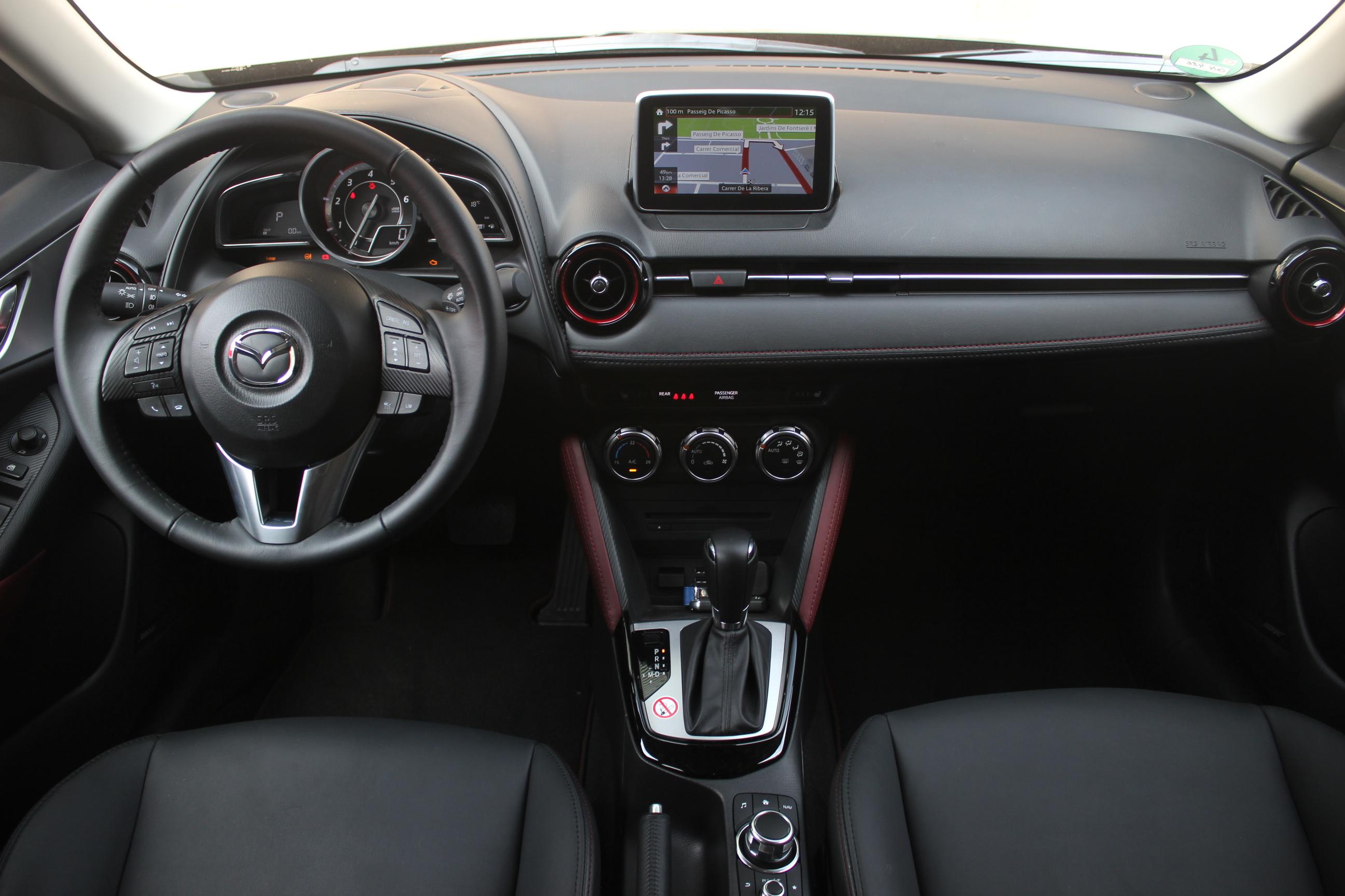 Prise En Mains Mazda Cx 3 Tr S Prometteur