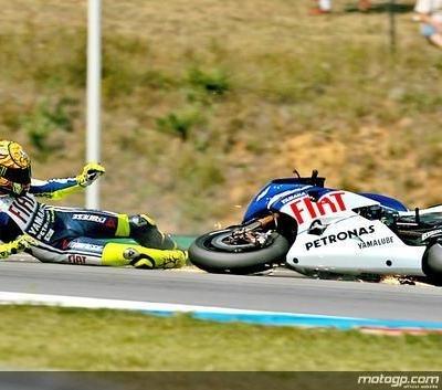 Moto GP - République Tchèque: Rossi parle de son moteur adouci par la nouvelle réglementation