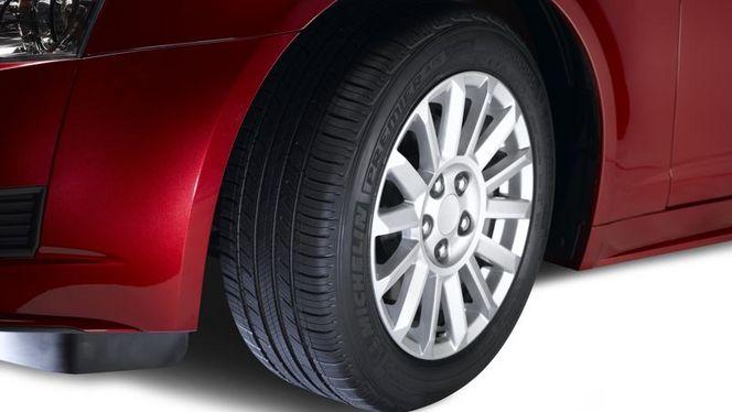 Detroit 2014 : Michelin présente un pneu qui s'améliore en s'usant