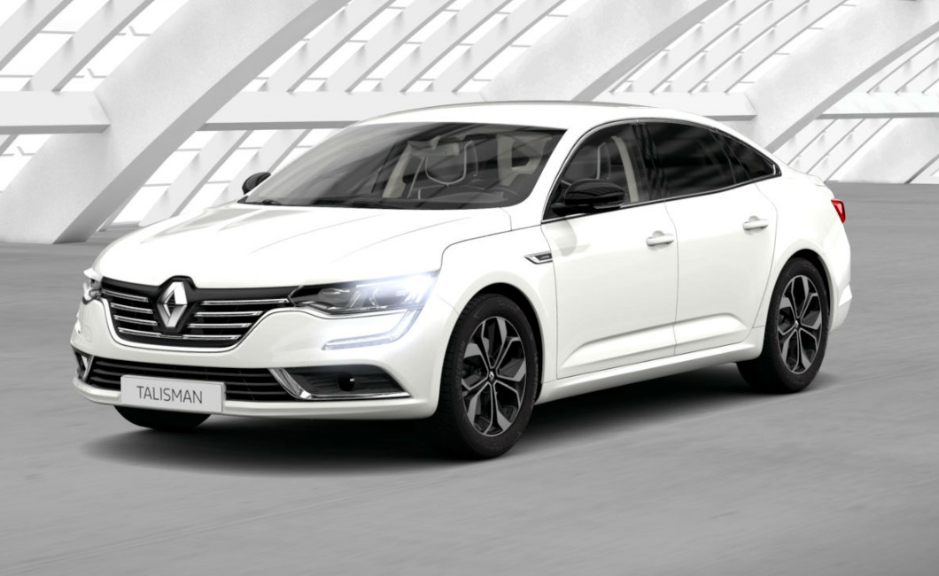 Une première série spéciale Limited — Renault Talisman