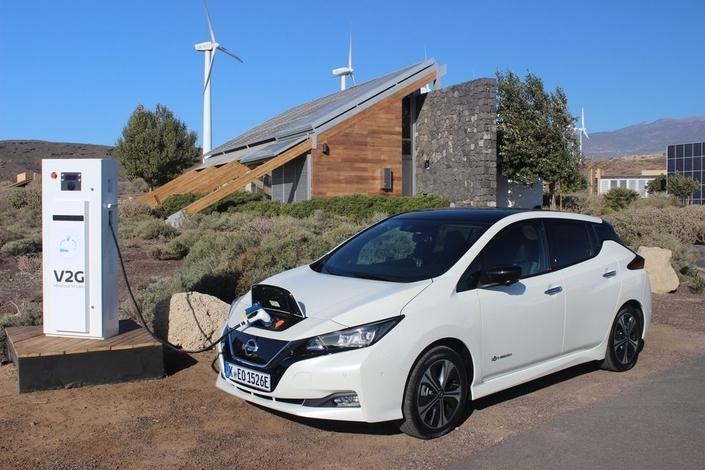 Pas de Nissan…et donc pas de Leaf, qui est pourtant la voiture électrique la plus vendue en Europe, devant la Renault Zoé.