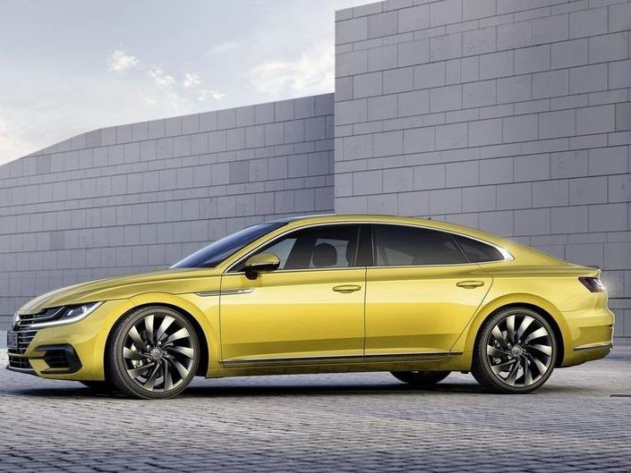 Si Audi, Seat et Skoda sont Porte de Versailles, Volkswagen met des distances avec le grand public qui afflue au salon. Dommage, car les nouveautés sont nombreuses, du T-Roc à l'Arteon (photo ci-dessus) en passant par le Touareg.