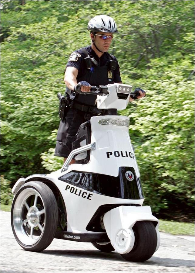 Québec : la police met à l'épreuve le T3