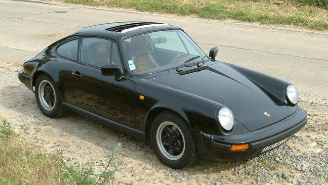 L'avis propriétaire du jour : pharaiode nous parle de sa Porsche 911 type 911 SC 204