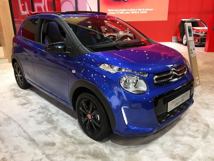 Reportage - Les 5 voitures les moins chères du Mondial de l'Auto 2018