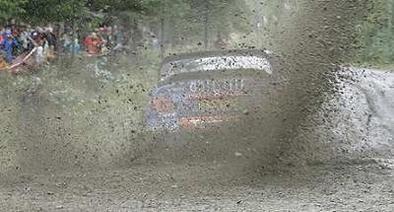 WRC Rallye de Finlande: La pierre d'achoppement
