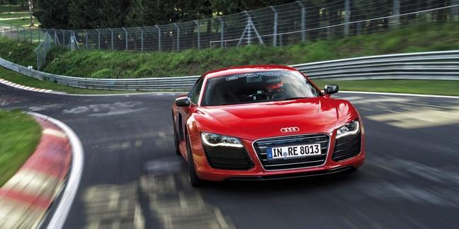 Audi confirme la relance du projet R8 e-tron