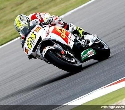 Moto GP - République Tchèque: Elias veut survivre