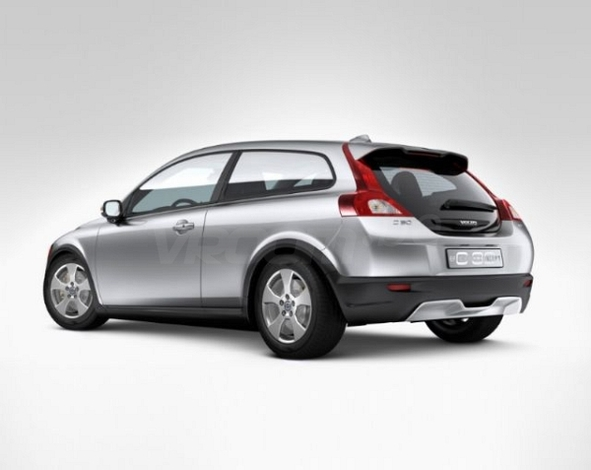 Zoom sur la Volvo C30 Efficiency