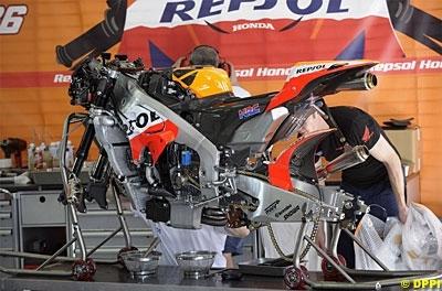 Moto GP - Honda: Le HRC fait le point