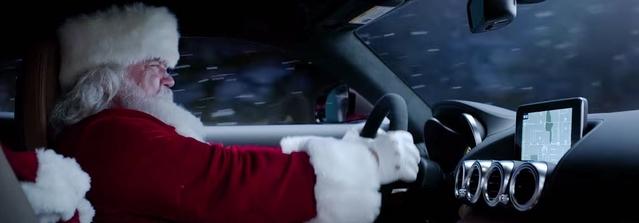 Top 10 Caradisiac - Les voitures pour remplacer le traîneau du Père Noël